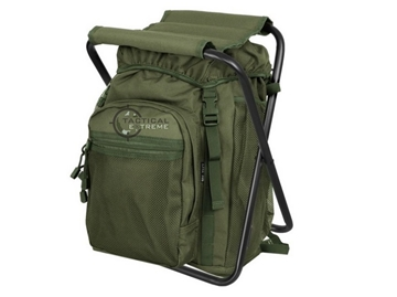 Εικόνα της Σακίδιο πλάτης με καρεκλάκι Mil-tec Backpack with stoll 20L