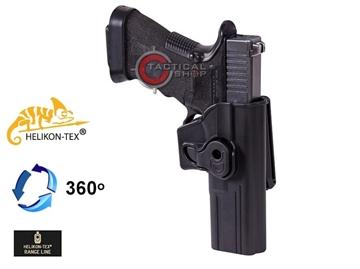 Εικόνα της Helikon Release Button Holster for Glock 17 with belt clip