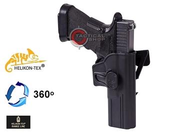 Εικόνα της Helikon Release Button Holster for Glock 17 with Molle Attachment