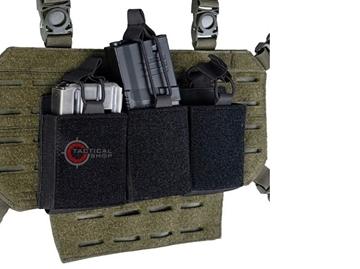 Εικόνα της Τριπλή Θήκη Γεμιστήρων Mil-Tec M4 M16 ή AR15 Magazine Μαύρη