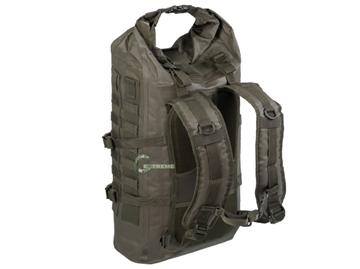 Εικόνα της Αδιάβροχο Σακίδιο Tactical Backpack Seals Dry Bag Mil-Tec 35L Χακί