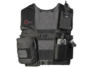 Εικόνα της Security Combat Vest Mesh Mil-Tec Black