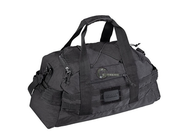 Εικόνα της Combat Parachute Cargo Bag Small Mil-Tec Black