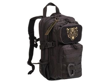 Εικόνα της Παιδικό Σακίδιο Πλάτης Mil-Tec Army Backpack Assault Kids 14L Μαύρο