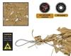 Picture of Coyote Δίχτυα Σκίασης 5x5 m με αρτάνι και συρματόσκοινο περιμετρικά