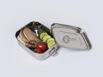 Εικόνα της Ανοξείδωτο Δοχείο Φαγητού Mil-Tec Lunchbox 700ml