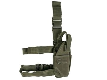 Εικόνα της Adjustable Cordura Leg Holster Mil-Tec Olive