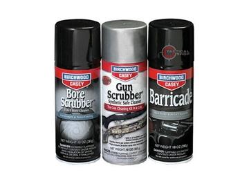 Εικόνα της Σετ Καθαρισμού Birchwood Casey 1-2-3 Aerosol Value Pack