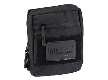 Εικόνα της Mil-Tec Multi Purpose Pouce W.Hook & Loop Backside Black