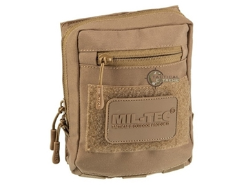 Εικόνα της Mil-Tec Multi Purpose Pouce W.Hook & Loop Backside Dark Coyote