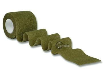 Εικόνα της Ελαστική Ταινία Mil-Tec Adhesive Tape Χακί