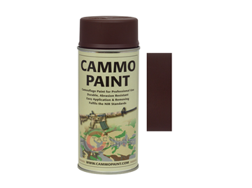 Εικόνα της Σπρει Cammo Paint Καφέ Σκούρο