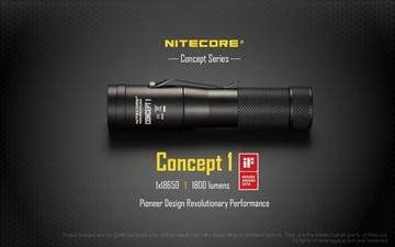 Εικόνα της Φακός Led Nitecore Concept 1 1800 lumens
