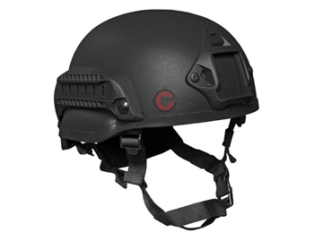 Εικόνα της Κράνος Airsoft Mil-Tec Combat Helmet MICH 2002 NVG Μαύρο