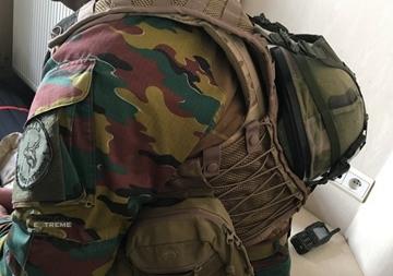 Εικόνα της Ιμάντες Στηρίγματος Κράνους & Εξοπλισμού