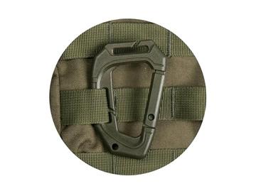 Εικόνα της Tactical Carabiner Mil-Tec Λαδί