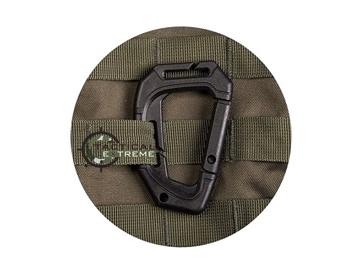Εικόνα της Tactical Carabiner Mil-Tec Μαύρο