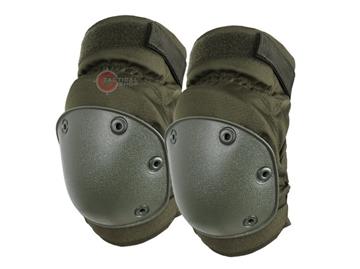 Εικόνα της Επιγονατίδες Teesar Mil-Tec Pull-Over Knee Pads Χακί