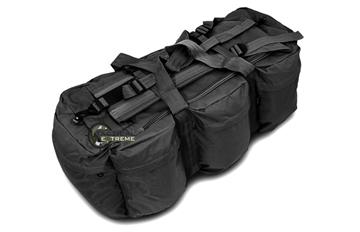 Εικόνα της Ταξιδιωτικός Σάκος Combat Duffle Bag Tap 98 LTR Μαύρο