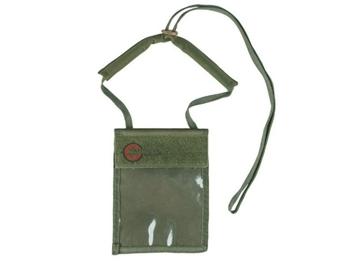 Εικόνα της Θήκη Πορτοφόλι Λαιμού Mil-Tec Neck Wallet Χακί