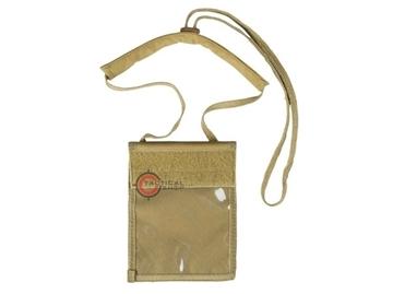 Εικόνα της Θήκη Πορτοφόλι Λαιμού Mil-Tec Neck Wallet Μπεζ