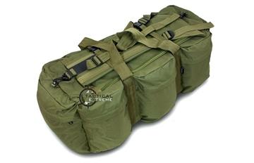 Εικόνα της Ταξιδιωτικός Σάκος Combat Duffle Bag Tap 98 LTR Χακί