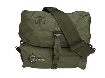 Εικόνα της Ιατρικό Τσαντάκι Mil-Tec US Medical Bag Χακί