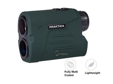 Εικόνα της Αποστασιόμετρο Praktika Laser Finder 7x Zoom 600m