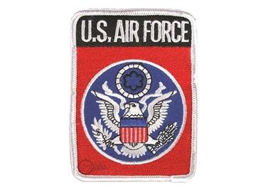 Εικόνα της Σιδερότυπο Σήμα US Air Force Της Mil-tec