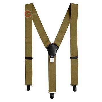 Εικόνα της Τιράντες Παντελονιού Mil-Tec Suspenders Μπεζ
