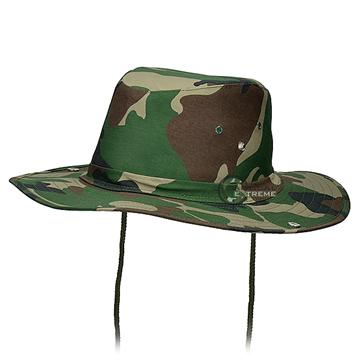 Εικόνα της Καπέλο Mil-Tec Bush Hat Παραλλαγής Δάσους