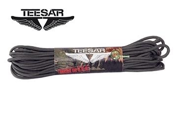 Εικόνα της Teesar Paracord 550 Γκρι 4 mm 15 μέτρα