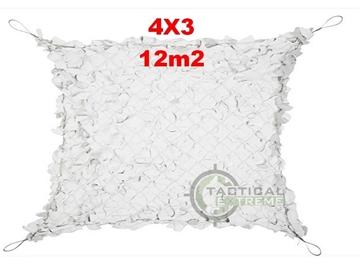 Εικόνα της Δίχτυα Σκίασης 3 x 4 m με αρτάνι και συρματόσκοινο περιμετρικά