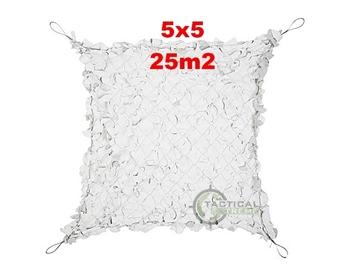 Εικόνα της Δίχτυα Σκίασης 5 x 5 m με αρτάνι και συρματόσκοινο περιμετρικά