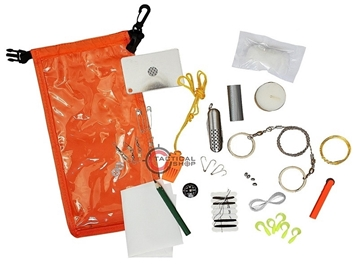 Εικόνα της Κιτ Επιβίωσης Μικρό Mil-Tec Outdoor Survival Pack