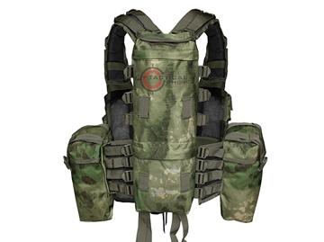 Εικόνα της Γιλέκο Σακίδιο Μάχης Mil-Tec Tactical Vest 12 Pockets Mil-Tacs