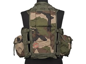 Εικόνα της Γιλέκο Μάχης Mil-Tec Vest Tactical 9 Pockets CCE Camo