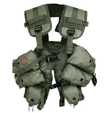 Εικόνα της Γιλέκο Μάχης Mil-Tec Load Bearing Vest Χακί