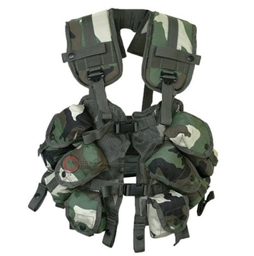 Εικόνα της Γιλέκο Μάχης Mil-Tec Load Bearing Vest Παραλλαγής