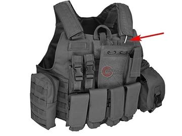 Εικόνα της Mil-Tec Γιλέκο Μάχης Ταχείας Combat Vest Quick Release Coyote