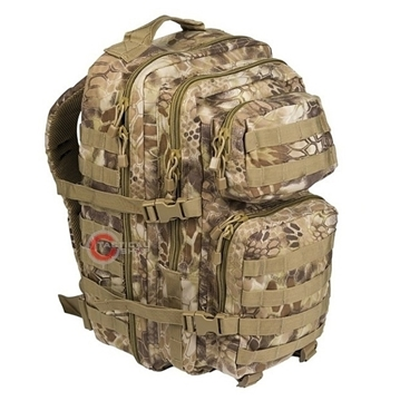Εικόνα της Σακίδιο πλάτης Backpack 50L Mil-Tec  Assault II Mandra Tan