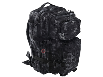 Εικόνα της Σακίδιο πλάτης Mil-Tec Backpack Assault Laser Cut 36L Mandra Night