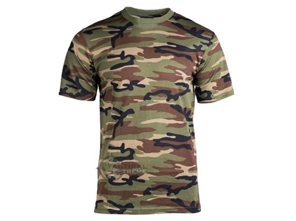 Picture of Μπλουζάκι Mil-Tec T-shirt Woodland