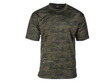 Εικόνα της T-shirt Πλέγμα Mesh T-shirt Mil-Tec Woodland