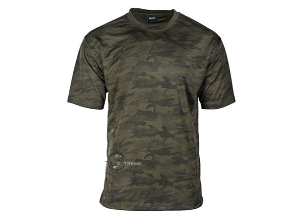 Picture of T-shirt Πλέγμα Mesh T-shirt Mil-Tec Woodland
