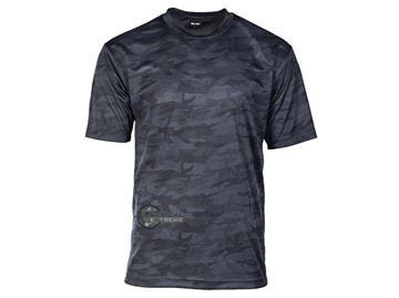 Εικόνα της T-shirt Πλέγμα Mesh T-shirt Mil-Tec Dark Gamo