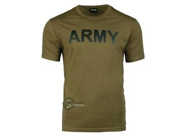 Εικόνα της Μπλούζα Mil-Tec T-shirt Army Λαδί