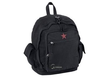 Εικόνα της Σακίδιο Πλάτης Mil-Tec Red Star city Rucksack Black
