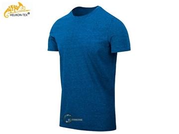 Εικόνα της Helikon T-Shirt Slim Melange Blue