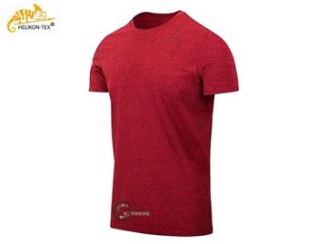 Εικόνα της Helikon T-Shirt Slim Melange Red